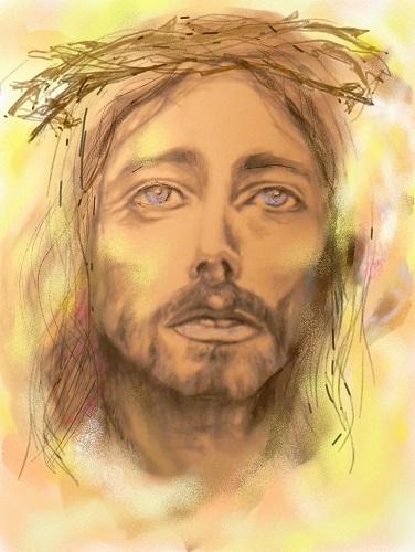 Jesus Christ by isabel